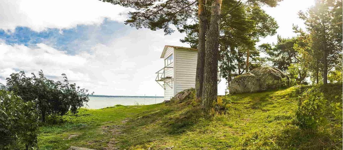 В Эстонии можно отдохнуть на море или в лесу
