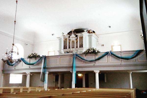 Heliga korsets kyrka i Paide