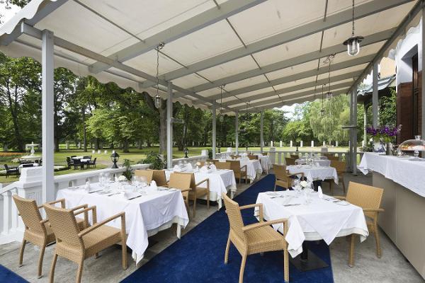 Restaurant der Villa Ammende – fine dining