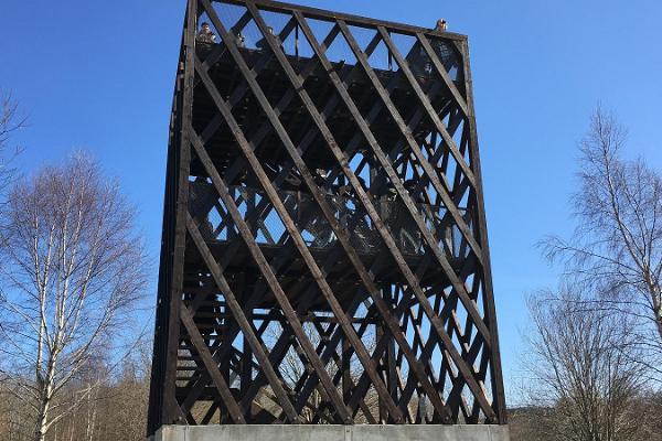 Mustjõe linnuvaatlustorn