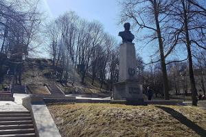 Monument to Nikolai Pirogov