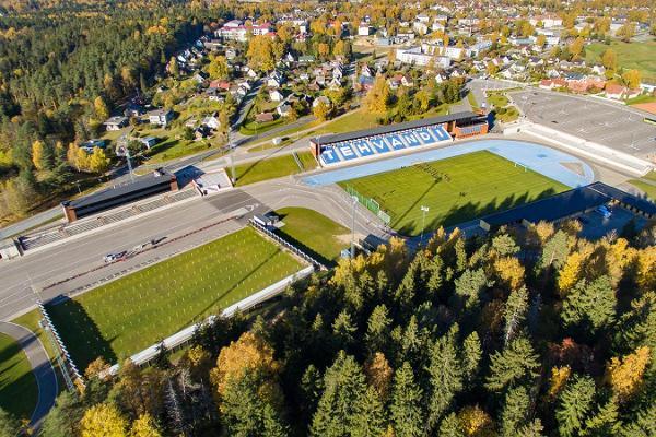 Tehvandi sporta centrs