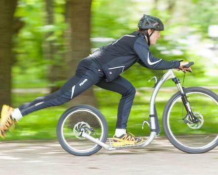 Mit dem Fahrrad ganz und gar in Purtse!