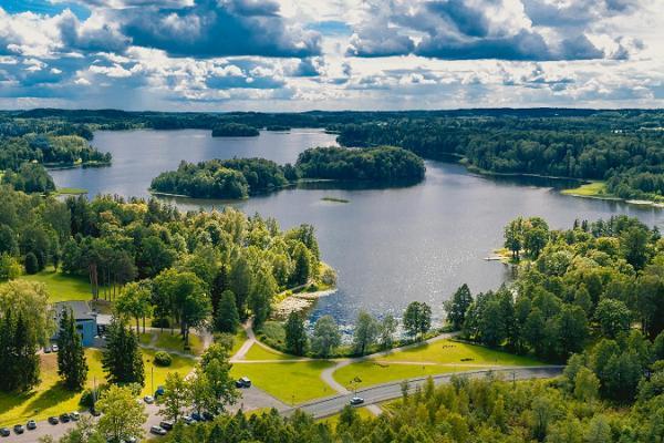 Lake Pühajärv