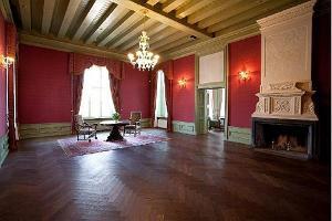 Das Herrenhaus Alatskivi (dt. Allatzkiwwi)