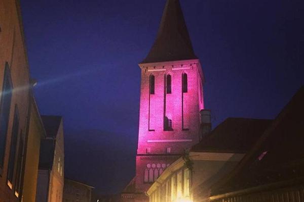 Viron evankelis-luterilaisen kirkon Tarton Johanneksen kirkko (Jaani kirik)