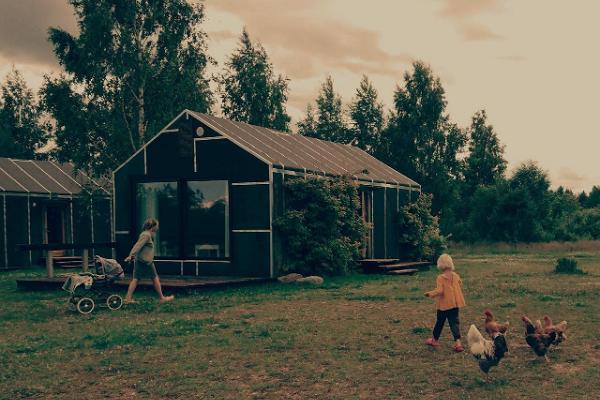 Ninas mājas