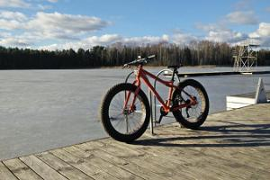 Verevi motelli Fat-bike´i ja jalgrataste rent