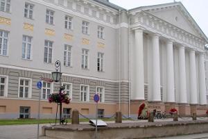 Tartu Universitets huvudbyggnad