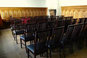 Hopner House seminar rooms