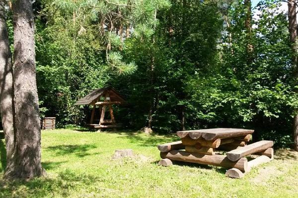 Природный дом Вапрамяэ и заповедная зона Элва
