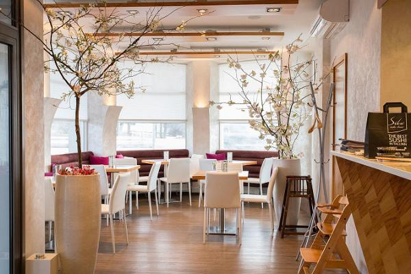 Silk Sushi restoranid Tallinnas