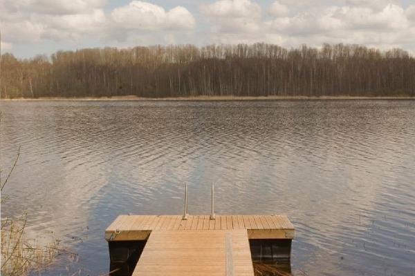 Matkarada ümber Viljandi järve