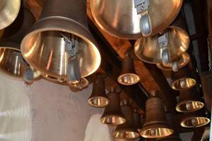 Das Glockenspiel der Johanniskirche in Viljandi