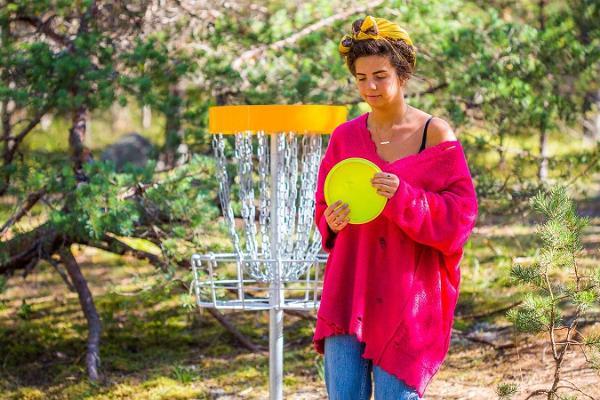 Laulasmaa Disc Golf