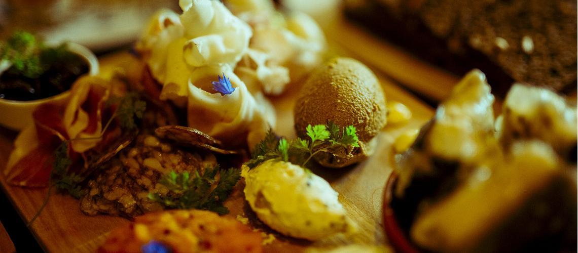 Virolaisen ruoan helmiä