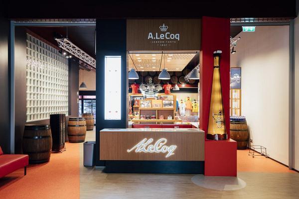 A. Le Coq gift shop