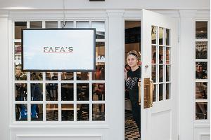 Ресторан Fafa