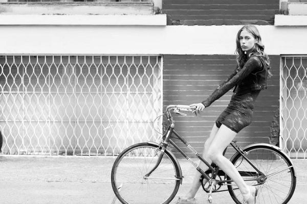 """Myymälän """"Jalgratas"""" pyörävuokraamo Tartossa"""