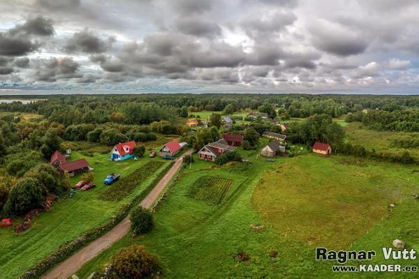 Praaga Farm on Prangli island