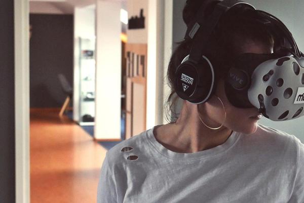 Virtual reality studio MABRIK