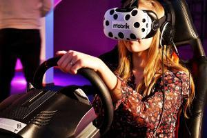 Virtuālās realitātes un piedzīvojumu studija MABRIK