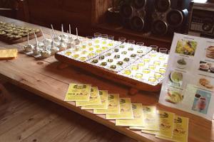 Tammejuure Mahetalu kanepitoodete degusteerimine