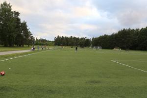 Unterbringung im Gesundheits- und Sportzentrum Tuksi