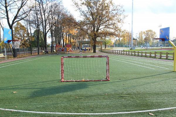 Tamme Stadium Playground