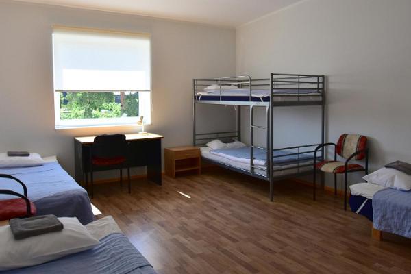 Saare Automātiskais hostelis