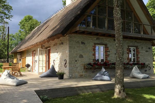"""Ferienhaus """"Puhka mõnuga"""" (dt. """"Genießen Sie Ihren Urlaub"""")"""