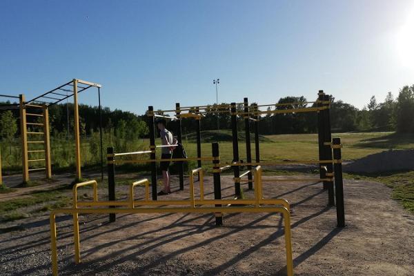 Tähtveren urheilupuisto
