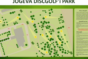 Jõgeva discgolf park
