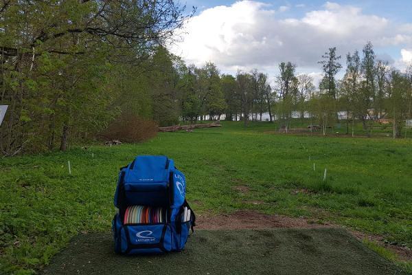 Valgjärve discgolfi park