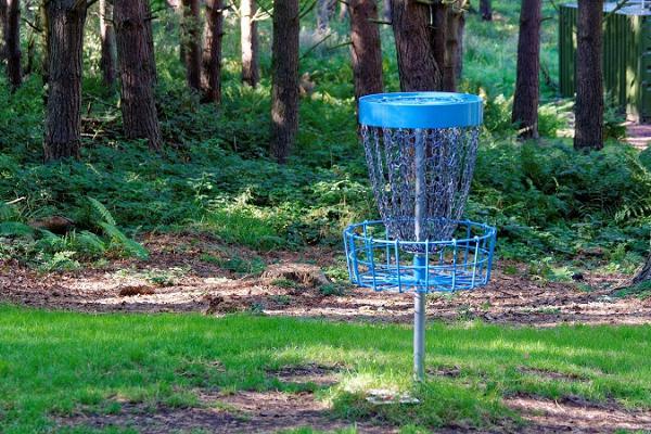 White Beach disc golf