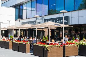 Restaurant Lyon im Viru-Zentrum