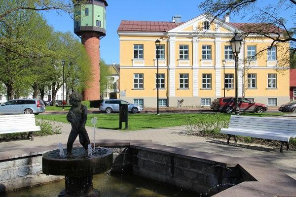 Souvenirgeschäft Schlosskammer (est. Lossikamber)