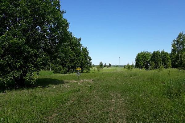 Jõgeva disc golf park