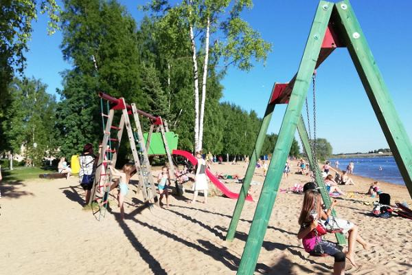 Anne Canal playground