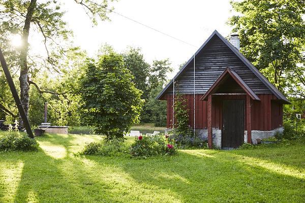 Gästehaus des Bauernhofs Torgo