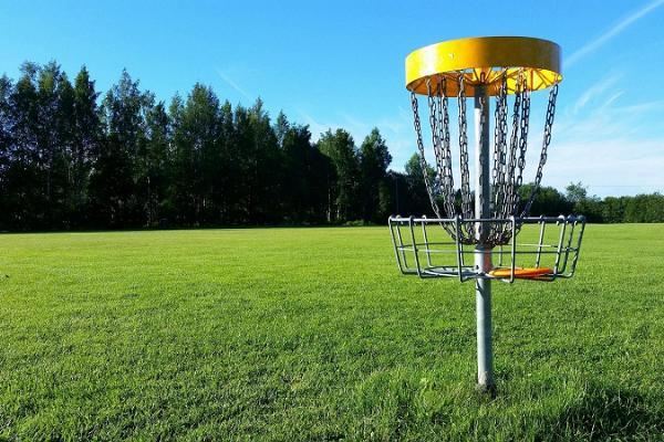 Tõrva disc golf park