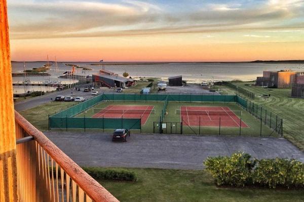 Georg Ots Spa Hotelli tenniseväljakud