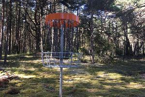 Mändjala discgolfi park