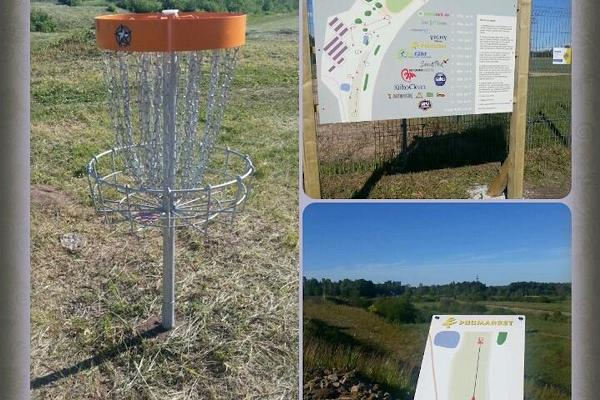 Saku disc-golfi park
