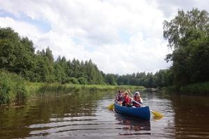Seikle Vabaks (Frei ins Abenteuer) – Kanuausflug im Nationalpark Soomaa (Moorland)