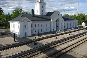 Путешествие по истории железной дороги
