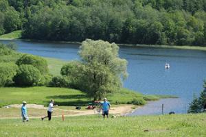 Viljandi Rotaryn frisbeegolfpuisto