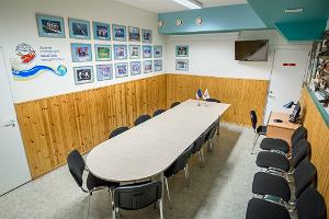Seminar and conference rooms at Jõulumäe Recreational Sports Centre