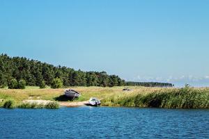 Kynös fiskehamn och Kynös historiska fiskebåtar