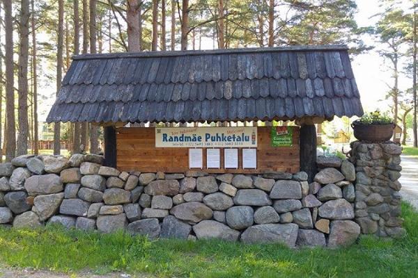 Randmäe Sportland discgolfi park